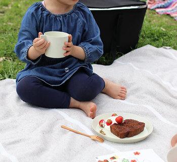軽いので子供でもストレスなく使えるのが嬉しいポイント。ピクニックやバーベキューなど、アウトドアでも活躍しますよ。メインや取り皿にぴったりのプレート、サラダや丼に合うボウルなど、用途に合わせてお選びください♪