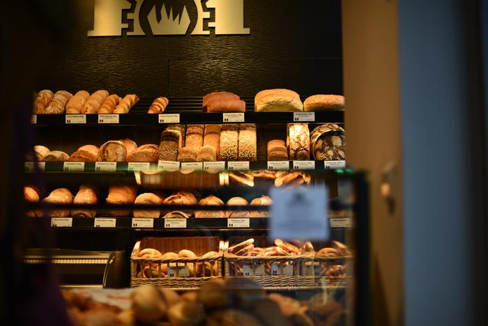 シュトレンもプレッツェルも。香ばしく食事との相性がいい「ドイツパン」