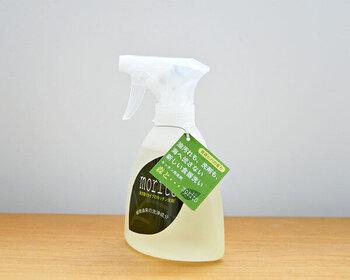 レンジ周りやシンクの油汚れに使えるスプレータイプ。「SAVE THE OCEAN」を合言葉に、持続可能な天然由来成分を使用。毎日使うものですから、地球にやさしい洗剤を使ってエコな暮らしをしたいですね。