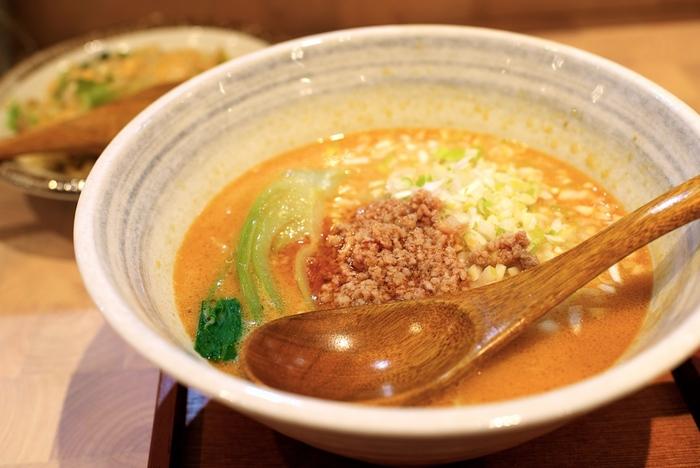 辛味と旨味、痺れがたまらない!【東京都】の本格「担々麺」名店8選
