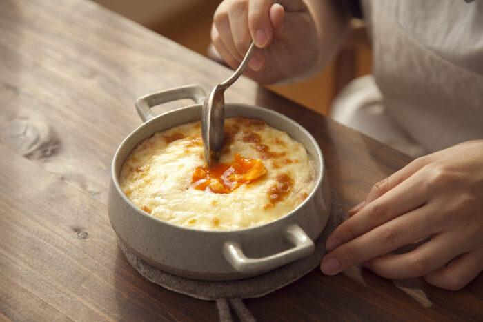 寒い季節に食べたくなる♪あたたかくておいしい【グラタン】レシピ