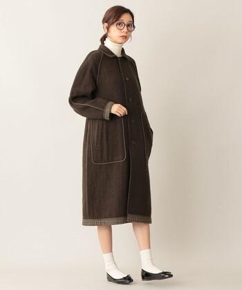 英国を代表するアウターブランドのマッキントッシュ。1着を長く着続けたいクラシカルで上質なアイテムの数々は、普段の装いに特別感あるオーラを漂わせてくれます。