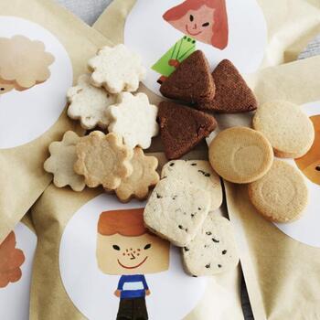 卵・乳製品・小麦の3大アレルゲン、体に負担のかかる上白糖、動物性油脂を使わずに作られたクッキー。アレルギー持ちのお子さんがいても、安心して食べられます。