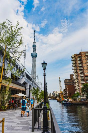 下町のNEWスポット「東京ミズマチ」のおすすめショップ&周辺散歩