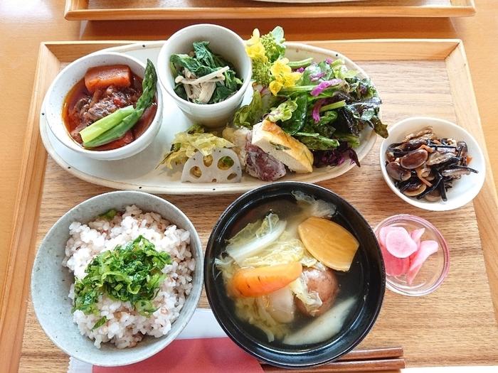 採れたて野菜・フルーツが新鮮!農園直営のカフェ&レストラン【関東編】