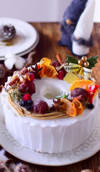 Χmasパーティーやプチギフトに♪「クリスマススイーツ&焼き菓子」レシピ
