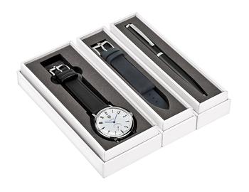 DUFA公式オンラインストア、TiCTAC系列店、オンタイム・ムーヴ系列店にて、DUFAの腕時計を購入された方に、スペアベルトとオリジナルボールペンがセットになったスペシャルBOXがもらえるキャンペーンを12/4(金)より開催します。詳しくは下記リンクをご覧ください。 ※画像はイメージです。なくなり次第終了となります。