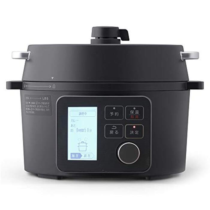 アイリスオーヤマ 電気圧力鍋 2.2L 自動メニュー69種類 2020年モデル