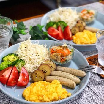 おすすめ朝ごはんレシピ&簡単・時短ワザ!忙しいときこそ朝食をしっかり食べよう