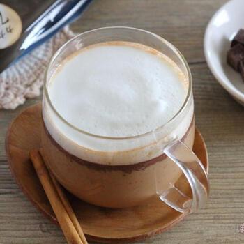 ダイエット中の方や糖類が気になる方には、砂糖・糖類ゼロのチョコレートを使ったカフェモカもおすすめ。材料にこだわれば、安心してカフェモカを楽しむことができますね。
