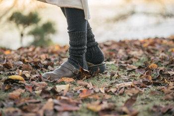 おうち時間が多い季節。「靴下」で楽しむ足元おしゃれ