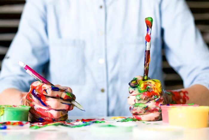 違う角度からものを見る力が育つ。芸術家たちの10の言葉