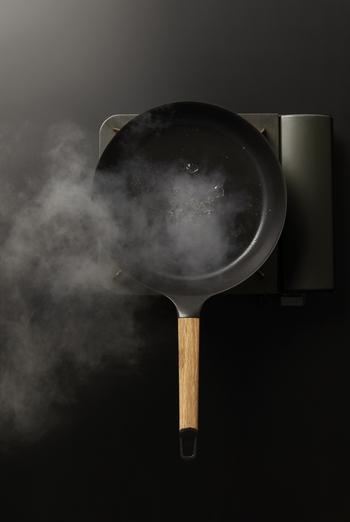 自分へのご褒美に*料理がプロ級になる『バーミキュラ フライパン』をcheck