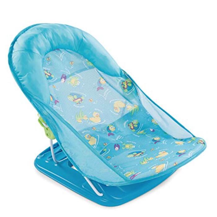日本育児 入浴補助具 ソフトバスチェア スプラッシュ 新生児~11kg対象