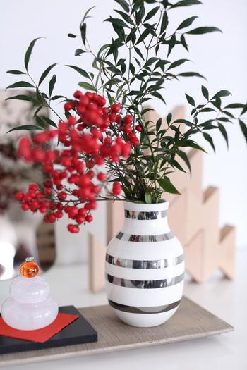 季節を楽しむお部屋作り。一人暮らしさんの〈お正月インテリア〉の楽しみ方