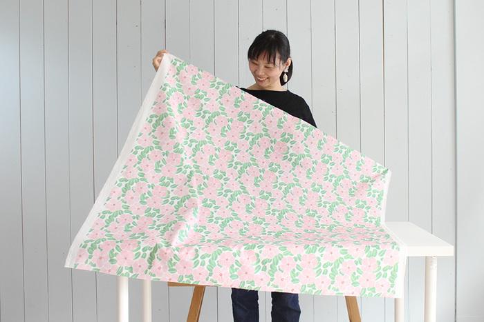 あなただったら、何作る?『1mの布』で出来るハンドメイドレシピ
