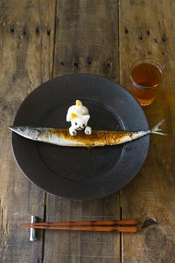 鍋や焼き魚にちょこん♪「大根おろしアートの作り方アイデア」まとめました*