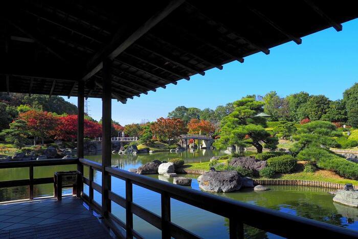 ちょっとした気分転換に!大阪の素敵な公園&テイクアウトランチ
