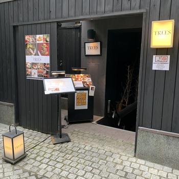 神楽坂の石塀小路にある隠れ家的イタリアンバー「トゥリース イタリアン アンド バーラウンジ」は、今年からランチ営業をスタート。