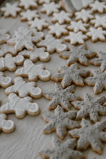 意外に簡単♪ かわいいアイシングクッキーを手づくりしちゃおう
