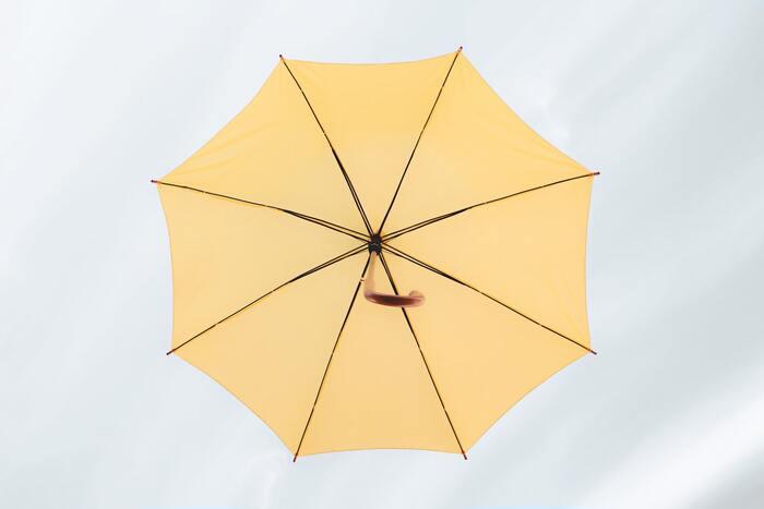 雲行きが怪しいときに。雨でも快適【防水リュック】で出かけよう