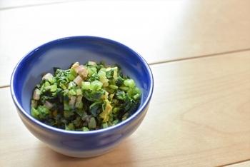 「かぶの葉」をおいしく活用!漬物・ふりかけetc.人気レシピ集