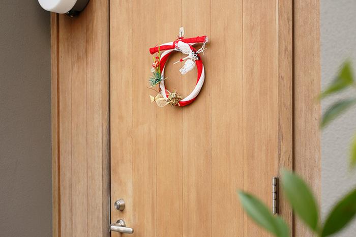 おしゃれで縁起の良い「お正月飾り」のディスプレイ&DIYアイデア集