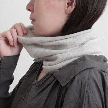 肌触りにうっとり。「カシミヤ素材」のアイテムで上質な暖かさに包まれて