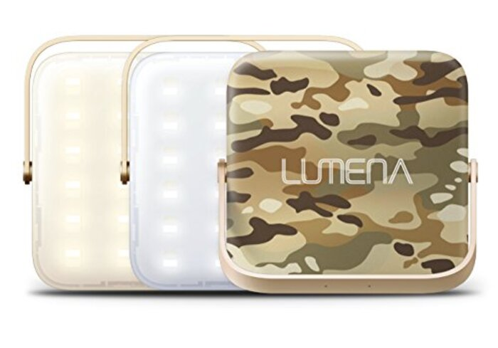 ルーメナー(LUMENA) 7  迷彩グリーン LUMENA7-GRN