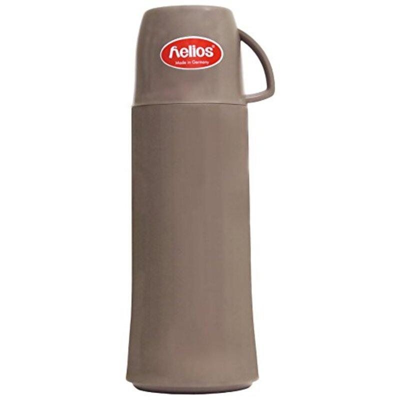 helios[ヘリオス] 卓上用魔法瓶 エレガンス 750ml グレー 544382