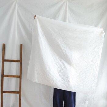 写真を撮るときは、何もない白い壁を背景にしましょう。家の中にちょうどいい場所がなければ、画鋲で壁に布を留めて覆ってしまうのが簡単です。家にあるシーツやカーテンを使ってもOK。床にグレーやベージュの布を敷くのも、おしゃれに見えておすすめです♪
