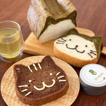 お土産にインパクト抜群!かわいい個性派の「デザイン食パン」