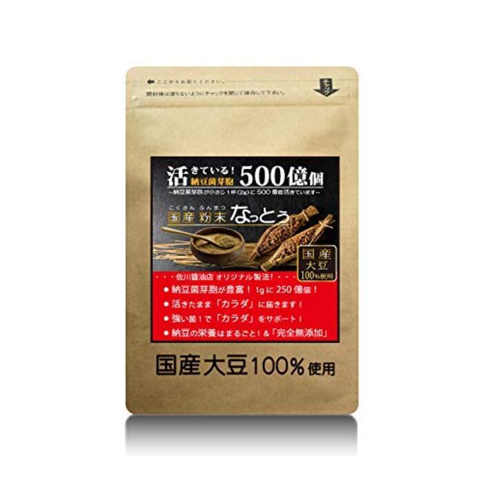 こなの納豆 国産 粉末なっとう 100g
