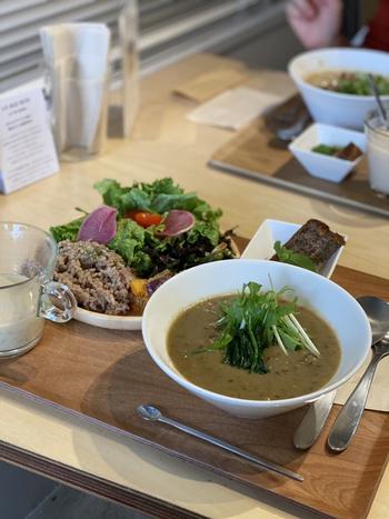 腸活・菌活にうれしい「発酵食メニュー」が人気のカフェ&レストラン