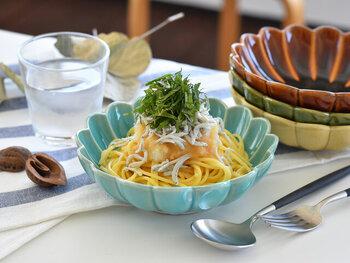 具やトッピングはお好みで♪さっと作れて美味しい乾麺とおすすめの器のご紹介