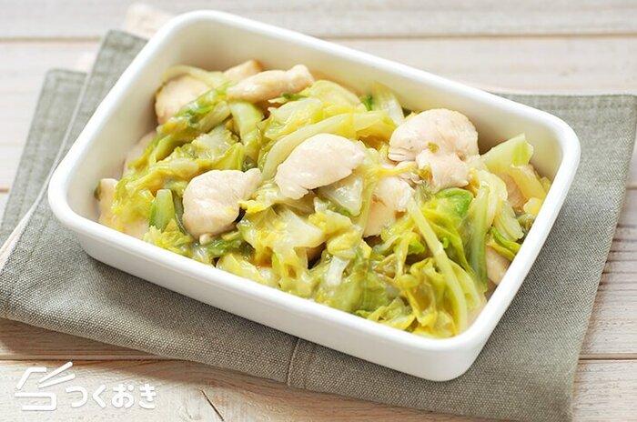 生で、煮込んで、炒めておいしい!「白菜・キャベツ」をたくさん食べるレシピ