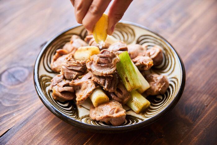 【砂肝】は下処理簡単!人気おつまみ、作り置きレシピ集めました