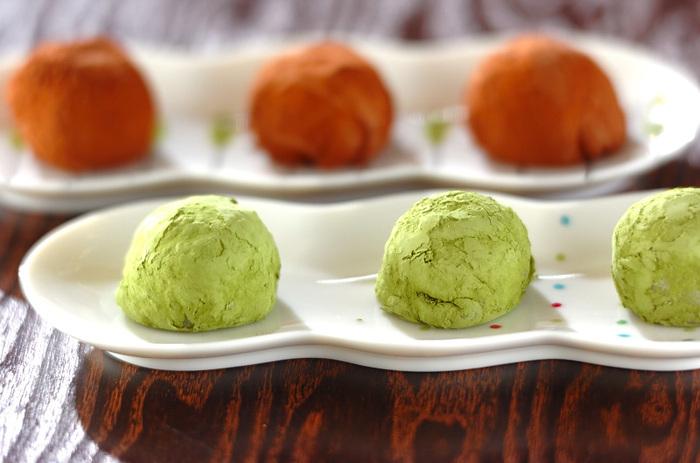 もちもち食感とアレンジが楽しい♪和風・洋風の「餅スイーツ」レシピ