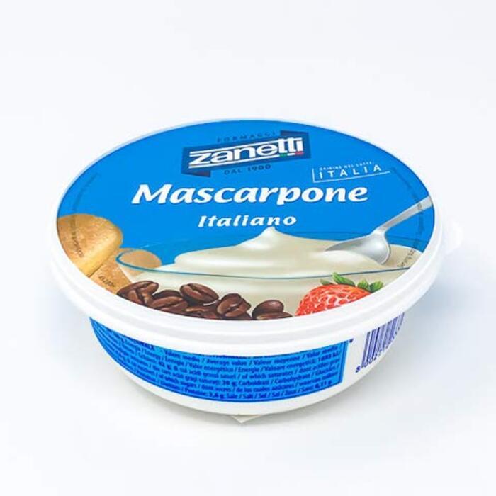 マスカルポーネ 250g 【冷凍・冷蔵】 1個