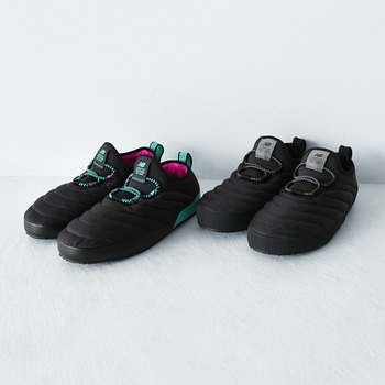 履きやすくて歩きやすい。モックシューズで冬の足元を温めよう