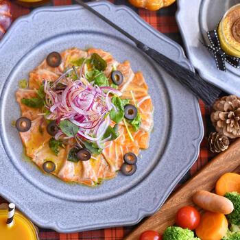 健康や美容にも嬉しい効果がたくさん!『鮭・サーモン』を使ったアレンジレシピ20選