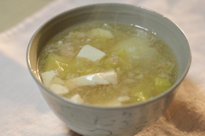 「お豆腐」はレンジでチンが気分!ささっと作れる簡単ヘルシーレシピ