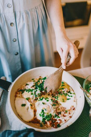 《ウインナー・ハム・ベーコン》で作る休日ランチと即席スープのレシピ