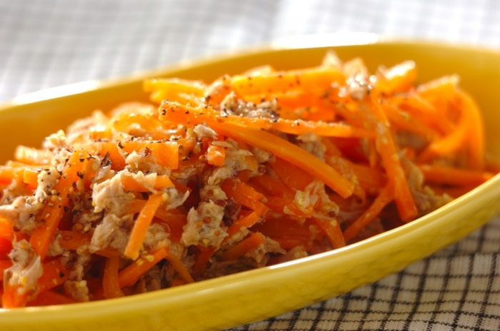 電子レンジで簡単!「ホットサラダ」のレシピ&便利アイテム