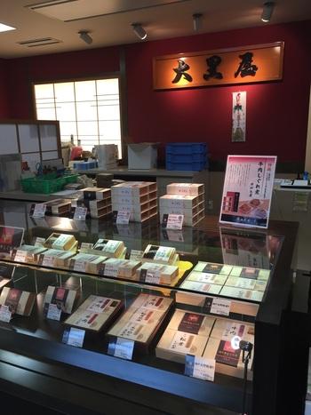 神戸では各家庭で作られることが多いですが、お店で買うこともできます。「大黒屋」は佃煮がおいしいと評判のお店で、いかなごのくぎ煮の他、神戸牛のしぐれ煮などもおすすめです。