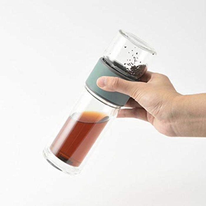 BRUNO ブルーノ ティーボトル 耐熱ガラス