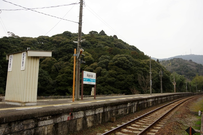 徳島県板野郡板野町にある阿波大宮駅は、香川県高松市の高松駅から徳島県徳島市の徳島駅を結ぶ高徳線沿線上の駅です。