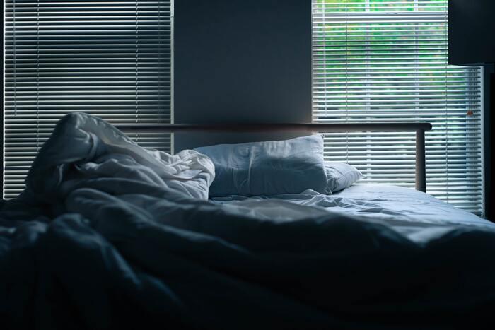 スリムなブラインドは、ボリュームを取らずに窓辺に設置できるのがメリットです。狭いお部屋や家具に近い窓などに設けると、ブラインドのメリットを感じられるでしょう。