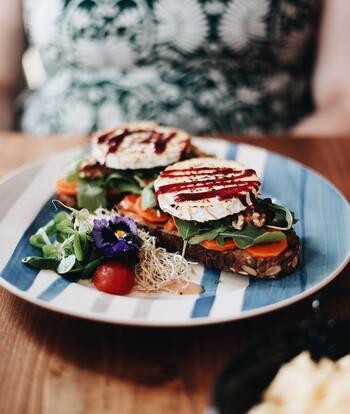 彩り豊かな北欧の定番料理*「スモーブロー」で食卓を華やかに♪