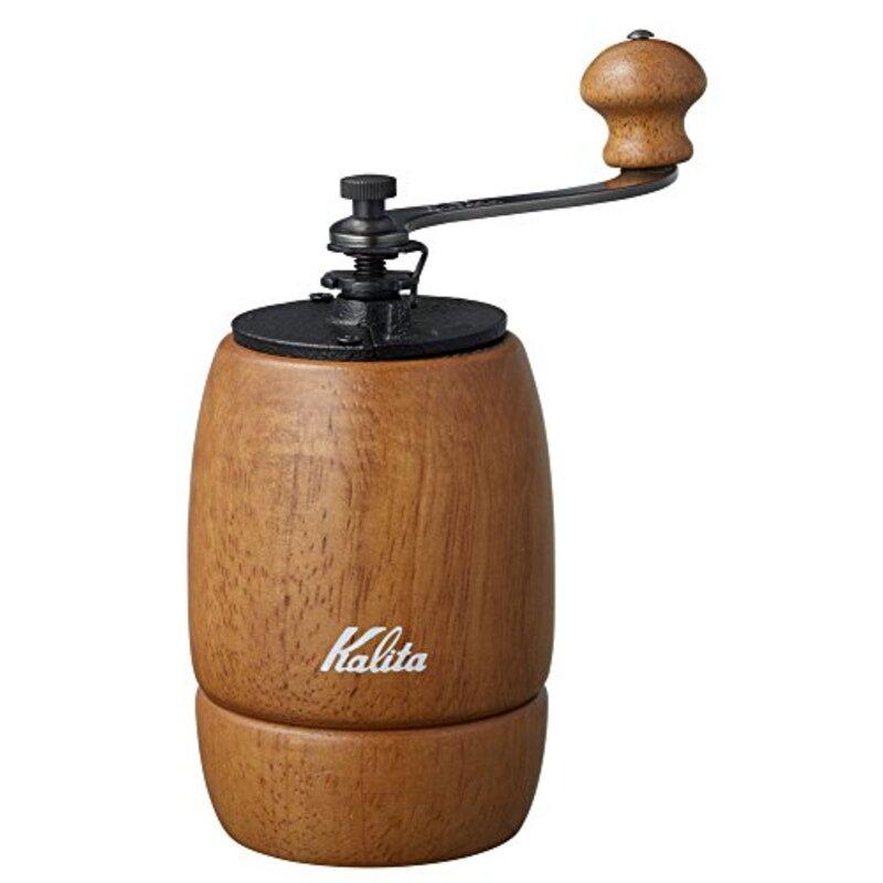 カリタ コーヒーミル KH-9 42121 ブラウン